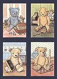 Nounours cartes postales