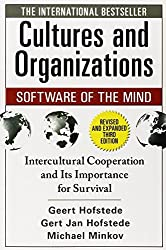 Cultures and Organizations: Software of the Mind, Third Edition by Geert Hofstede (2010-05-24)