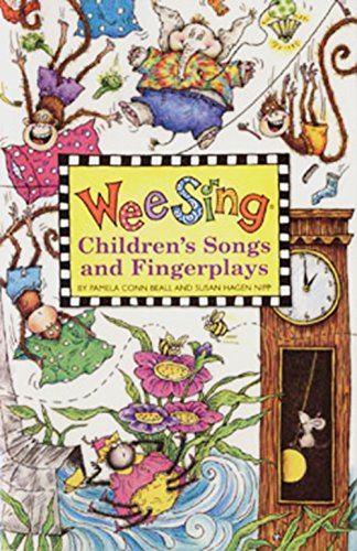 Wee Sing: Children's Songs and Fingerplays. Buch + Audio-CD