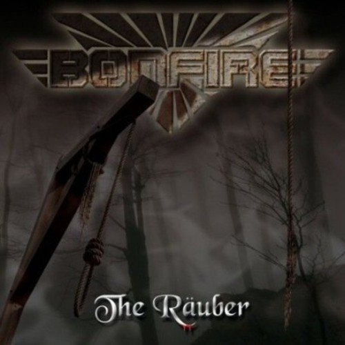 Raeuber by Bonfire (2008-02-15)