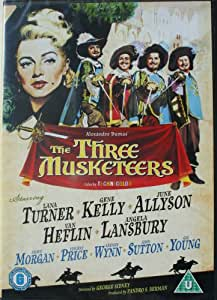 The Three Musketeers [DVD] [1948]