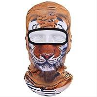 TKWL Hat Cat and Dog Cute Animal Balaclava Windproof Capless Cap Funny Helmet BNB05