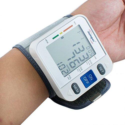 Preisvergleich Produktbild vinmax New Digital LCD Automatisches Handgelenk Blutdruckmessgerät Pulse Monitor Heart Beat