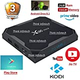 Best Smart Tv Boxes - X96 MAX Android 8.1, 2GB 16GB Android TV Review