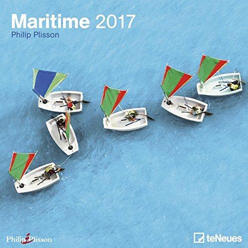 Maritime 2017 - Meereskalender, Strandkalender, Broschürenkalender, Fotografiekalender - 30 x 30 cm