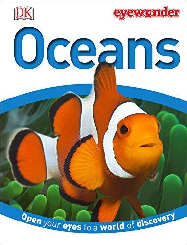 Oceans (Eyewonder) (English Edition) -