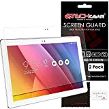 TECHGEAR [2 Pack] Protection d'Écran pour ASUS ZenPad 10, Film de Protection...