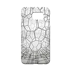 BLUEDIO Designer 3D Printed Back case cover for Samsung Galaxy S7 - G1608