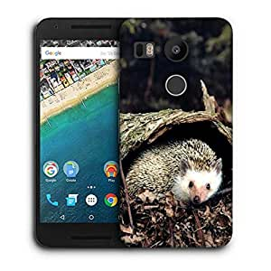Snoogg Animal Under Tree Printed Protective Phone Back Case Cover For LG Google Nexus 5X