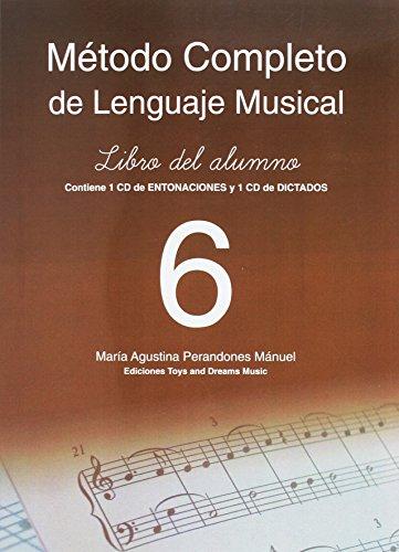 Método completo de lenguaje musical, 6 nivel