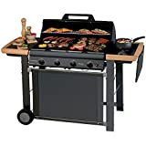 Campingaz Adelaide 4 Classic Deluxe Extra Barbecue a Gas, Nero