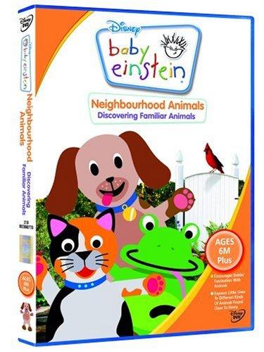 Baby Einstein: World Animal Adventure [Reino Unido] [DVD]