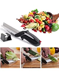 Shubh Impex Cutter 2 In 1 Food Chopper For Vegetable & Fruit Cutter