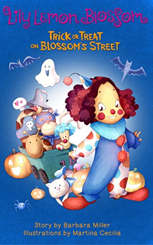 rick or Treat on Blossom's Street: (Happy Halloween- For Beginning Readers (Kids Book, Picture Books, Ages 3-5, Preschool, Books, Baby, Children's Bedtime Story) (English Edition) (Blossom Halloween)