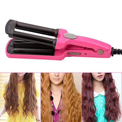 inkint-mini-3-barrel-ceramic-hair-curling-tong-hair-curler-waver-roller-wand-for-lady-hair-salon-sty