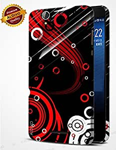 alDivo Premium Quality Printed Mobile Back Cover For Acer Liquid Z630 / Acer Liquid Z630 Printed Mobile Case / Cover (MKD077)