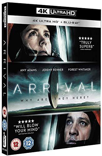 Arrival [4K UHD + Blu-ray]