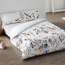 Burrito Blanco - Juego de funda nórdica 340 Gris, para cama de 105 x 190/200 cm.