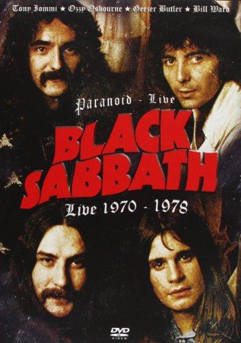 Black Sabbath - Paranoid - Live 1970 - 1978