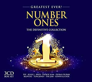 Greatest Ever Number Ones [Import anglais]