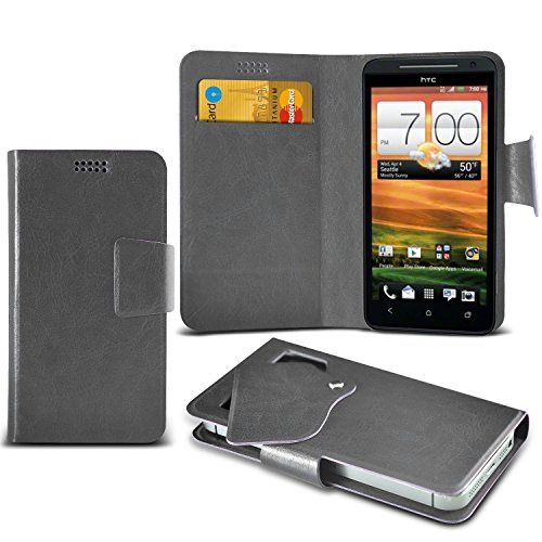grey-htc-evo-4g-lte-protective-mega-thin-faux-leather-suction-pad-wallet-case-cover-skin-with-credit