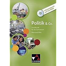 Politik & Co., Ausgabe Rheinland-Pfalz : Lehrermaterial, CD-ROM