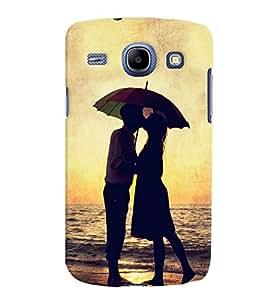 MakeMyCase couple case For Samsung Core
