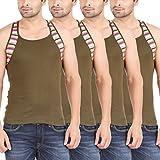 Zippy Men's Rapid Sleeveless Green Vest ...