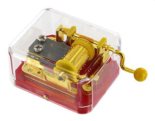 Caja de música / caja musical de manivela de alta calidad - Once upon a december - Anastasia