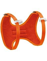 Petzl Klettergurte Body - Arnés de escalada, color naranja, talla one size