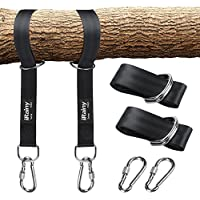iRainy Tree Swing Hanging Straps