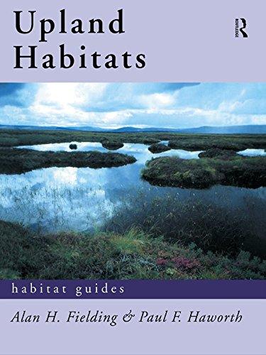 Upland Habitats (Habitat Guides) (English Edition) - Golden Eagle Deer
