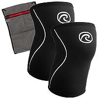 Ziatec Rehband [1 Paar] 5 mm Rx-Kniebandage für Kinder, Kniestütze Junior Wäschenetz, Kniestütze-Schwarz - Kniegelenk-Bandage... preisvergleich bei billige-tabletten.eu