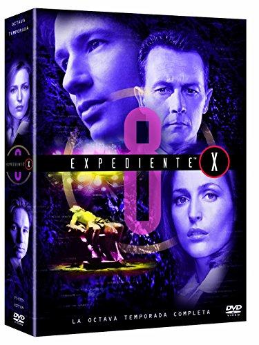 expediente-x-8-temporada-dvd