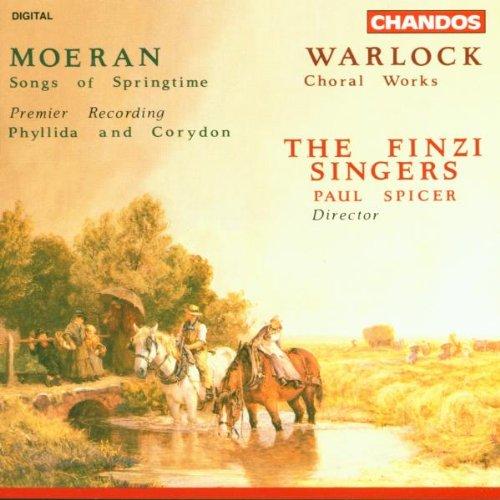 Chorwerke von Moeran und Warlock