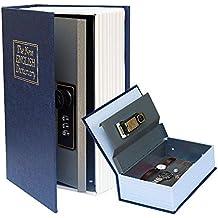 """Jeasun fuerte de seguridad Caja con forma de diccionario con texto en inglés """"English dictionnary"""""""