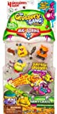 Grossery Gang The Bug Strike 4 Pack with Surprise Grossery in Army Crate! (Styles Vary)