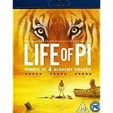 Life of Pi Blu-ray