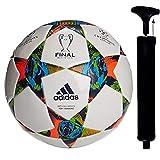 SMT Multicolor PVC Brazuca Football (Size- 5)