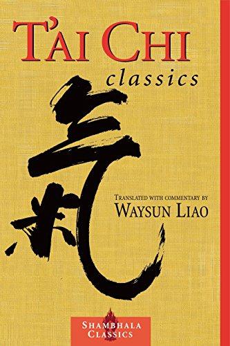 T'ai Chi Classics (Shambhala Classics)