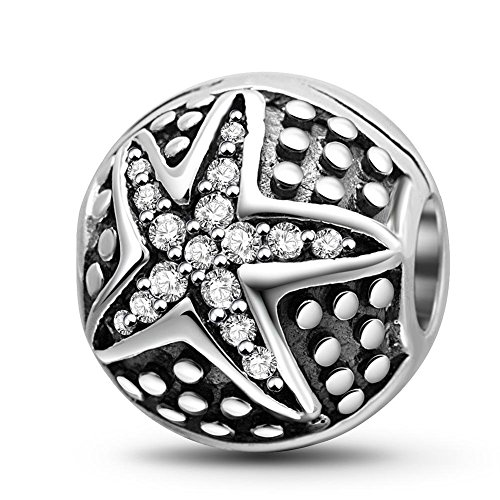 Clip Stopper Crystal Charms Genuine 925 Sterling Silver Clips Stoppers Lock with Cubic Zircon Charms Bead for 3mm European Bracelet xgGobP