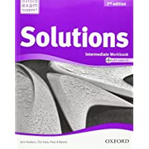 Solutions: Intermediate: Workbook and Audio CD Pack (Miscellaneous)