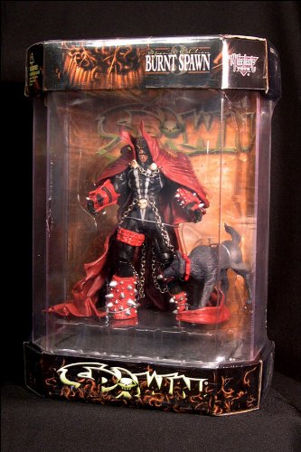 Todd McFarlane's Spawn - Ultra-Action Figures - Special Edition - Burnt Spawn - 6