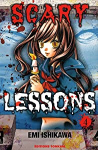 Scary Lessons Edition simple Tome 4