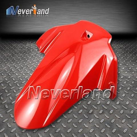 upetch (TM) nuovo rosso moto Hugger Fender parafango posteriore per Suzuki GSXR1000GSX-R K9200920102011C15 - Atv Parafango Posteriore