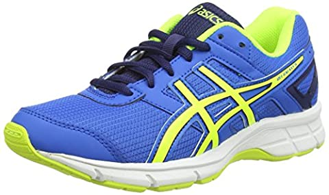Asics Gel-galaxy 8 Gs, Unisex-Erwachsene Laufschuhe, Blau (electric Blue/flash Yellow/ind 3907), 37 EU