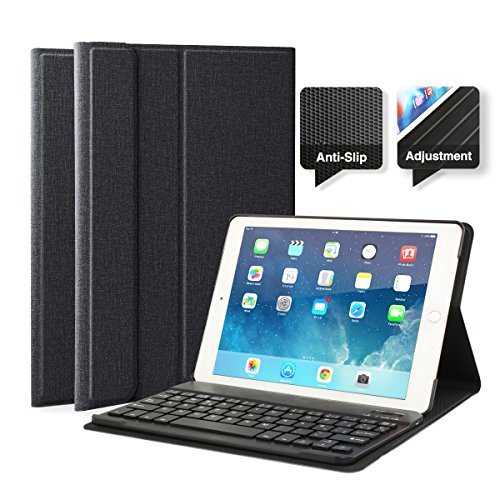 IPad Air iPad Air 2 Pro9.7 Funda Teclado Bluetooth