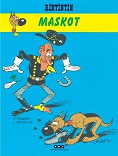 Rintintin 1 - Maskot por Xavier Fauche