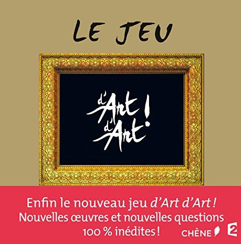 Coffret Jeu d'Art D'Art, édition 2014