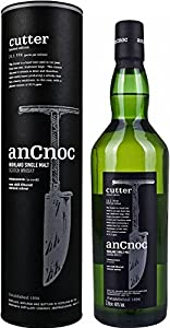 AnCnoc Limited Edition Cutter Highland Single Malt Scotch Whisky 70 cl by An Cnoc